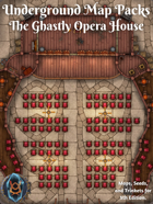 Underground Map Packs: The Ghastly Opera House