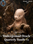 Underground Oracle Quarterly #2 [BUNDLE]