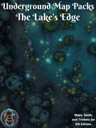 Underground Map Packs: The Lake's Edge