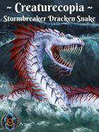 Creaturecopia: Stormbreaker Dracken Snake
