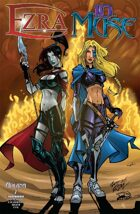 Arcana Team Up - Ezra & 10th Muse