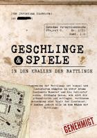 Geschlinge und Spiele: In den Krallen der Rattlinge