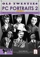 Old Twenties PC Portraits 2
