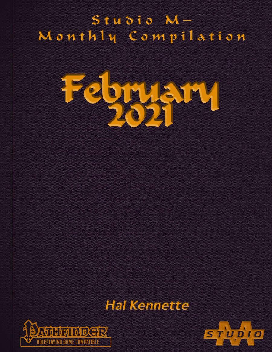 Studio M— Compilation: February 2021