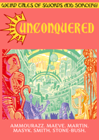 UNCONQUERED - Free Artless Edition