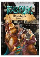 Fools Haven Adventures Vol 1 - RPG Supplement for 5e