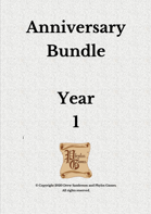 Anniversary Bundle - Year 1 [BUNDLE]