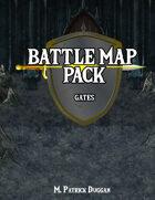 Battle Map Pack - Gates