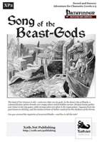Song of the Beast-Gods