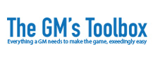 The GM's Toolbox