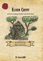 Elven Crypt