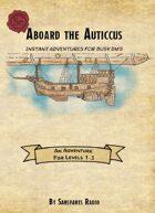 Aboard the Auticcus