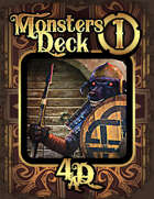 Monsters Deck 1