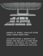 ShipWorks Core Set Keel and display Add-on