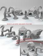 Modular Kraken set!