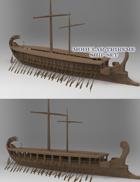 Modular Trireme Set