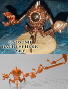 Gnomish bathysphere