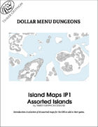 Island Maps IP1 - Dollar Menu Dungeons