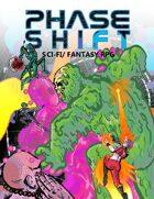 Phase Shift: Free Edition