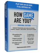 How Game Are You?™ - ORIGINAL EDITION question cards