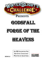 Godsfall – Forge Of The Heavens