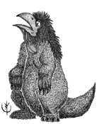 OWLBEAR - Stock art