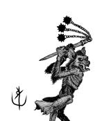 YEENOGHU  ( GNOLL ) - Stock art
