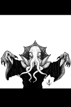 MIND FLAYER (Illithid)- Stock art