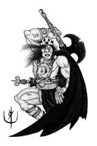 BARBARIAN KING - Stock art