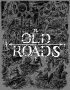 Old Roads Map Zine