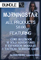 MTTP010 All Morningstar Products $8.00 [BUNDLE]