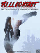 Full Contact - The Dojo Combat & Management Game