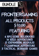 AFG019 All FrontierGaming Products [BUNDLE]