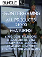 AFG021 All FrontierGaming Products [BUNDLE]