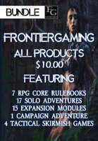 AFG022 All FrontierGaming Products [BUNDLE]