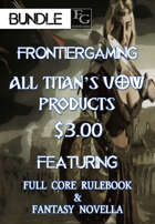 TV002 All Titan's Vow Products [BUNDLE]