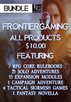 AFG027 All FrontierGaming Products [BUNDLE]