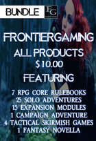 AFG028 All FrontierGaming Products [BUNDLE]