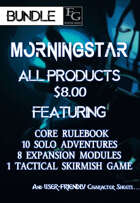 MTTP014 All Morningstar Products $8.00 [BUNDLE]