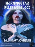 Morningstar - Rulers Of Blood