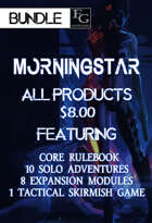 MTTP016 All Morningstar Products $8.00 [BUNDLE]