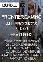 AFG039 All FrontierGaming Products [BUNDLE]