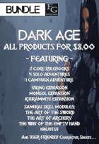 DA018 All Dark Age Products [BUNDLE]