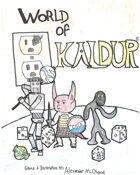 The World Of Kaldur