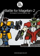 Grimdark Future Starter Set - Battle for Magellan-2