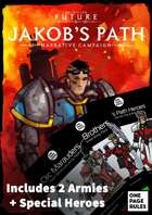 Jakob's Path - Narrative Campaign & Paper Miniatures [BUNDLE]