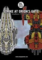 Warfleets: FTL Starter Set - Strike at Orion's Gate