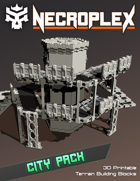 Necroplex City Pack