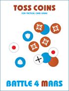 Battle4Mars - Toss coins & tokens (free)