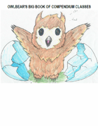 Owlear's Big Book of Compendium Classes